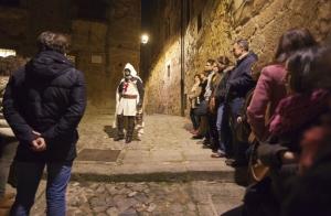 Rutas teatralizadas por el Cáceres antiguo