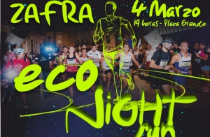 Inscripción a la Eco Night Run Zafra