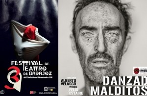 Entrada para DANZAD MALDITOS, 39 FESTIVAL TEATRO DE BADAJOZ