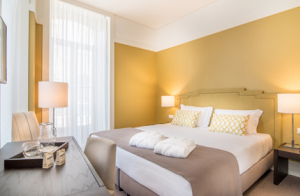 Portugal- Figuera Da Foz en Hotel UNIVERSAL BOUTIQUE 4* + desayuno