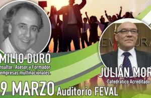 Conferencia ENCUENTROS ACTIVOS – Extremadura en +