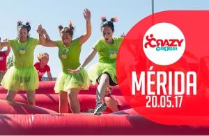 Crazy Cross, loca carrera de obstáculos hinchables