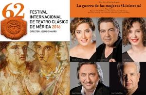 Festival de Mérida. La Guerra de las Mujeres