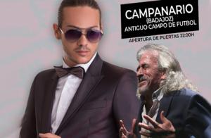 Entrada concierto de Canelita y El Capullo de Jerez