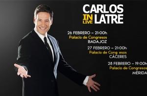 CARLOS LATRE In Live!