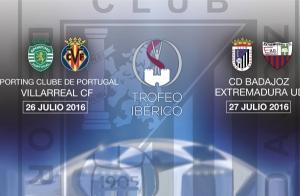 Entradas Trofeo Ibérico Club Deportivo Badajoz