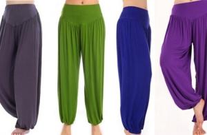 Pantalones para yoga ¡no te pierdas ninguna clase!