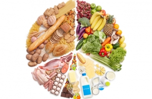 Test nutricional de 50 alimentos