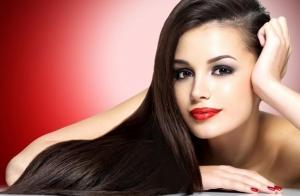 Tratamiento capilar efecto botox de Tahe + peinado