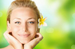 Tratamiento antioxidante médico facial