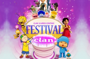 Festival Clan ¡ Ven a mi cumple!