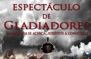 Espectáculo de Gladiadores, en Mérida
