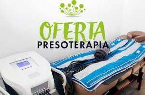 8 SESIONES de presoterapia + 35€ de regalo. BADAJOZ