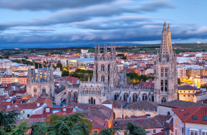 2 Noches en Burgos en Hotel 4*