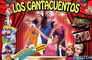 Las Cantacuentos en Cáceres