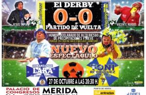 Entrada para El Derby, Partido de Vuelta!!