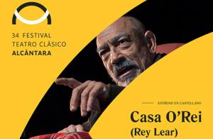 Festival de Alcántara. CASA O'REI (Rey Lear)