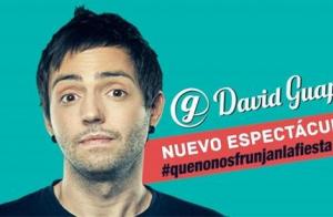 Butaca central para David Guapo, en Mérida. NUEVAS ENTRADAS