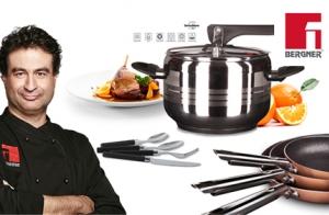 Set de cocina 29 piezas de BERGNER