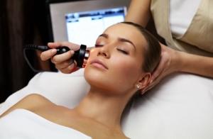 Limpieza facial con ultrasonidos