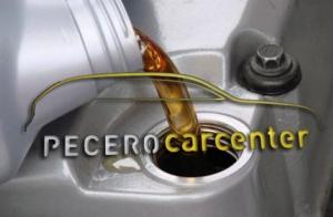 Cambio de aceite y filtro, rellenado de líquidos y revisión