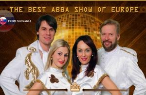 Entrada Dancing Queen - Abba Show