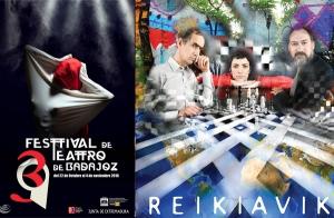 Entrada para REIKIAVIK, 39 FESTIVAL TEATRO DE BADAJOZ