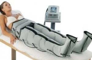 Bono 3 sesiones presoterapia efecto sauna