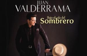 Entrada para el concierto Juan Valderrama, 'Bajo el ala de un sombrero'