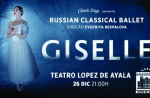 Entrada para Giselle