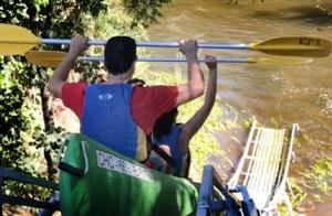 Descenso del Sella con rampa de lanzamiento y opción a picnic