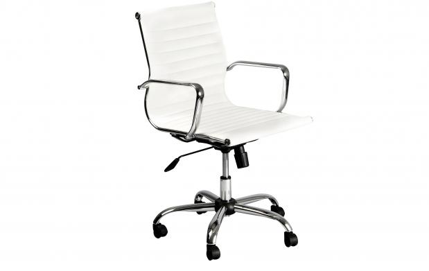 Silla de oficina regulable descuento 61 99 for Oferta silla escritorio