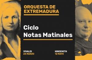 OEX.  Las 4 estaciones de Vivaldi en  Las notas matinales